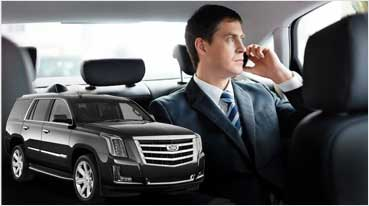Corporate Sedan SUV Service Fairfield