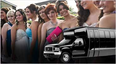 Prom Limo Service Fairfield