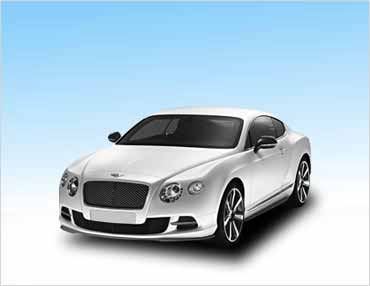Fairfield Bentley Continental GT fleet