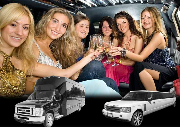 Limo Service Fairfield