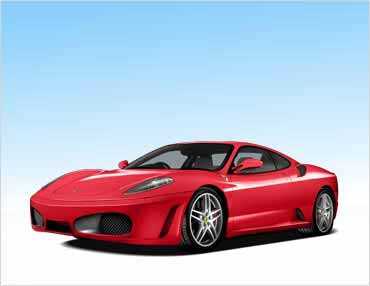 Fairfield Ferrari F430 Rental
