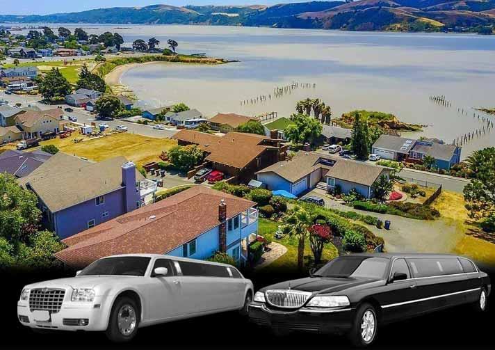 benicia limo service fairfield