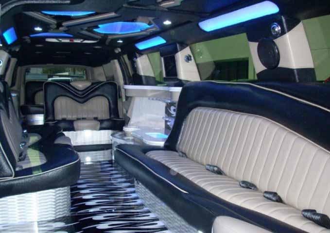 Fairfield Esclade Limousine