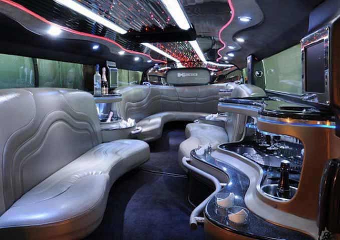 Fairfield Hummer Limousine Service
