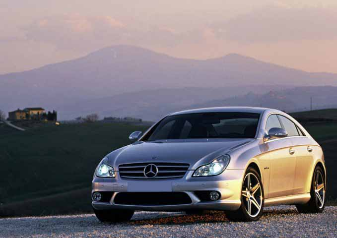 Fairfield Mercedes Benz Cls63
