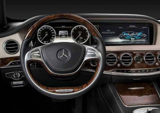 Fairfield Mercedes Benz s550 Rental Service