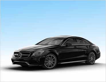 Fairfield Mercedes CLS 63 AMG