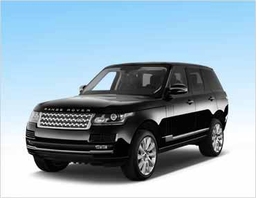Fairfield Range Rover Sport Supercharged SUV