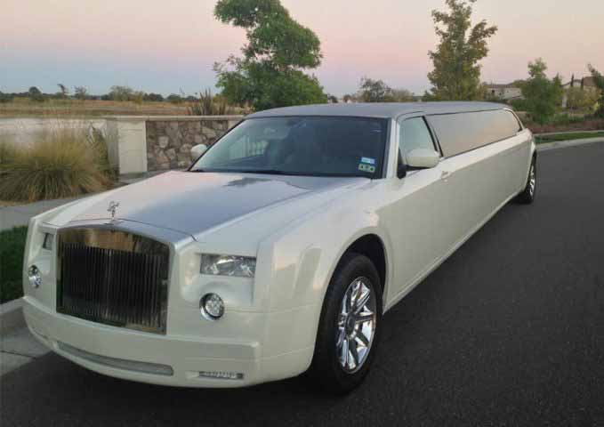 Fairfield Roll Royce Limousine