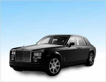 Fairfield Rolls Royce Phantom Limo