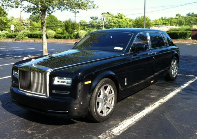 Fairfield Rolls Royce Phantom Limousine